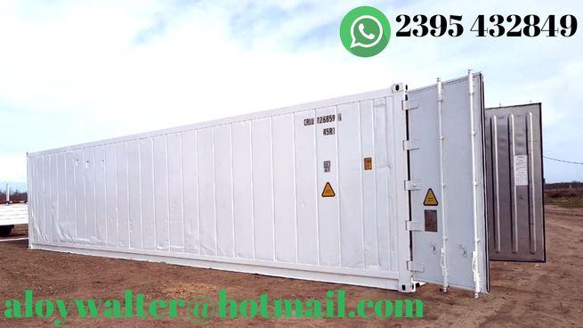 Containers Camara Frigorifica