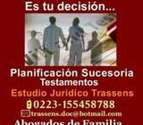 Abogada de Divorcios y Sucesiones. Consulte Financiaciones 155458788