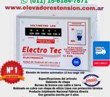 Elevador de tensión con corte 3kva a 20kva