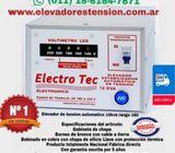 Elevador Automático De Tensión 12 Kva (r 140v) Estabilizador