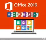 MS Office 2016
