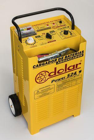 Cargador Arrancador de baterías para autos - Camiones