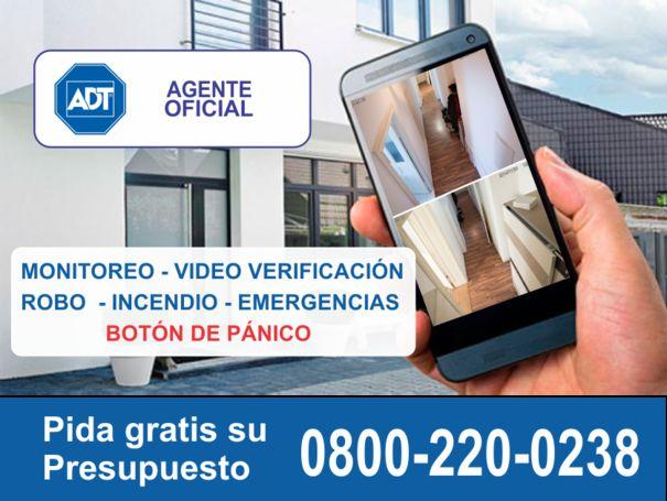 Alarmas para casas | Promoción Adt | 0800-220-0238 | Agente Oficial