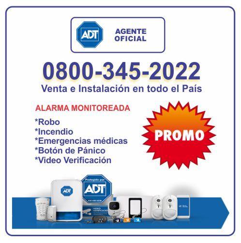 Alarmas para casas en Comodoro Rívadavia 0800-345-2022 | ADT | Agente Oficial