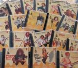Colección Rock Nacional Revista Noticias: 42 CD's Revistas