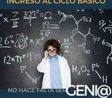 Clases de Ingreso Al Ciclo Basico