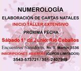 NUMEROLOGÍA - INICIO TALLERES