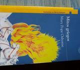 Libro Mitos Griegos Editorial Norma