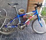 Bicicleta Zenith Saltum BMX