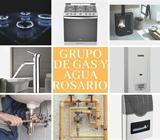 GRUPO DE GAS Y AGUA ROSARIO 153112190