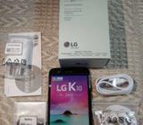 Vendo Lg K10 2017