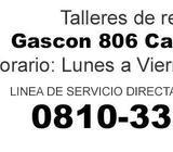 CAVAS VONDOM SERVICE 4863-9300 SERVICIO TECNICO