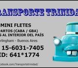 Transporte Trinidad Fletes / Repartos Viajes a la Costa