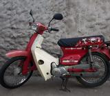 VENDO MOTO GUERRERO G 90 IMPECABLE ESTADO