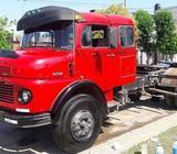 Mercedez benz 1114 con motor 1518