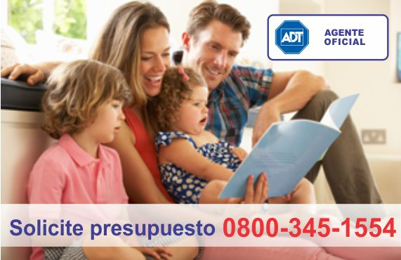 Agente Oficial Adt en Pinamar 0800-345-1554 | Alarmas Hogar / Empresa