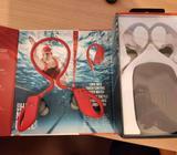 Auriculares Inalámbricos JBL Endurance Dive Rojos