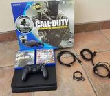 Play Station 4 Slim (ps4) impecable