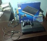 PS3 Usada (250GB) y Joystick