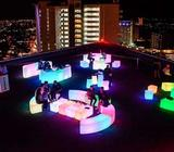 Alquiler Low Cost Livings Luminoso Led Puffs Gazebos Eventos--3415823067 wpe