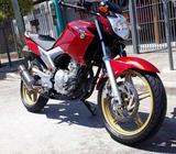Yamaha Fazzer Ys250