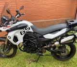 Bmw 800 Gs 2010