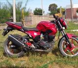 Vendo Brava 200cc Modelo 2016