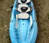 Vendo kayak samoa family