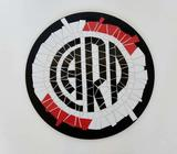 River Plate Escudo Inmortalizado Mosaico
