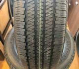 Cubiertas Bridgestone 245 70 16 HT para Amarok, S 10 hilux etc NUEVAS SIN RODAR