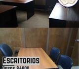 Muebles y sillas de oficina