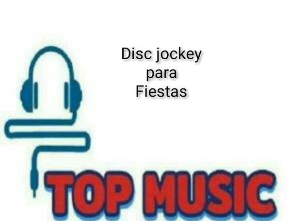 Dj, disc jockey para Fiestas